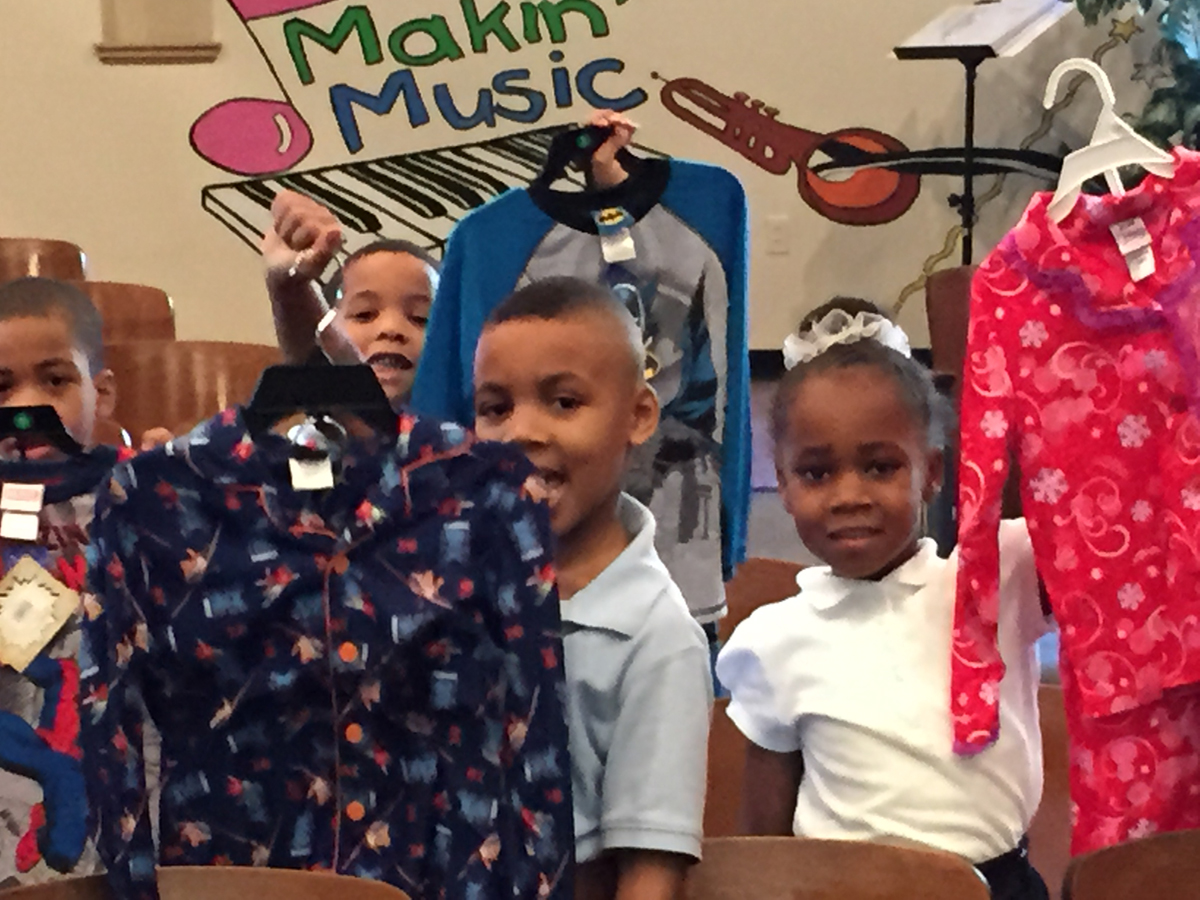 PJs for the Holidays/Drop Off Locations – Pajama Jams